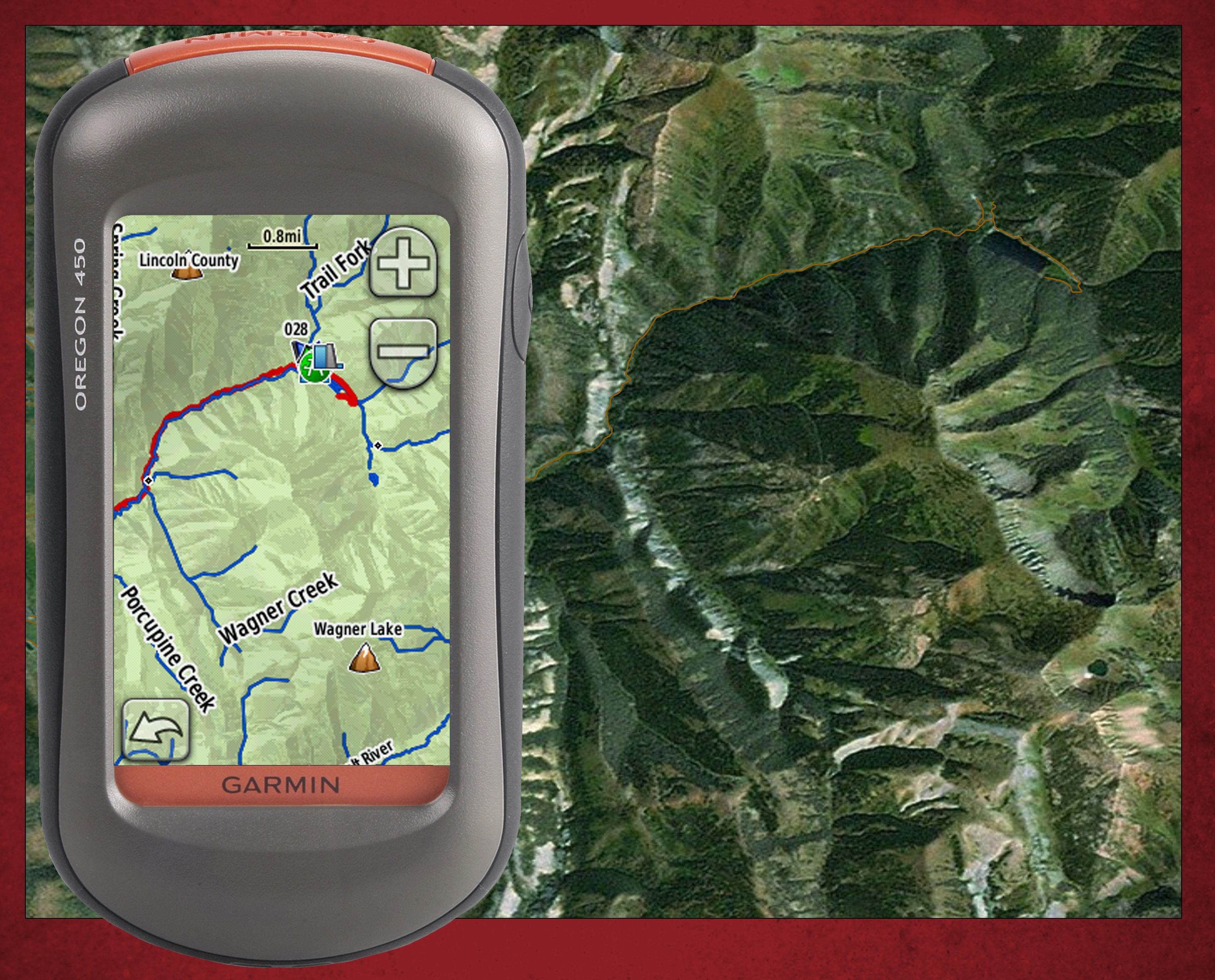 24k Topo Hunting GPS Chips Features The GPS Hunting Guide