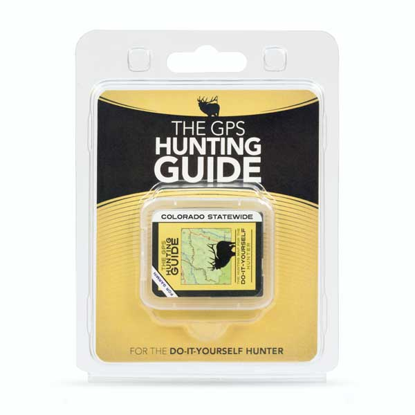 Colorado Hunting GPS Chips for Garmin | The GPS Hunting Guide